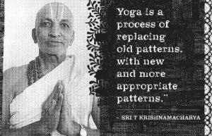 krishnamacharya-citation new and old patterns