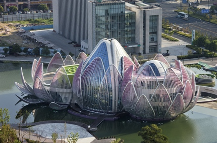 lotus building china 03