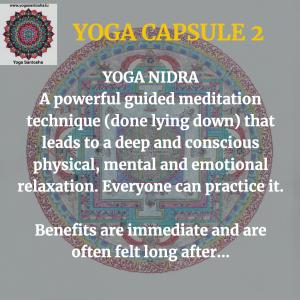 yoga capsule 2 yoga nidra EN